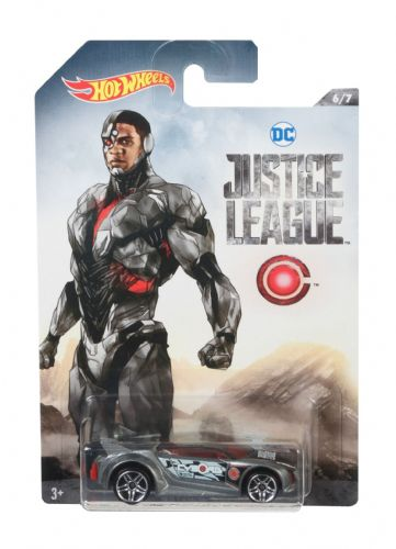 Hot Wheels DC Justice League Quick n' Silk